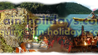 Enjoy activities at Perhentian Island