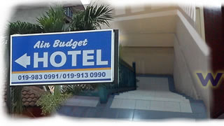Budget Hotel nearest to the Perhentian Island